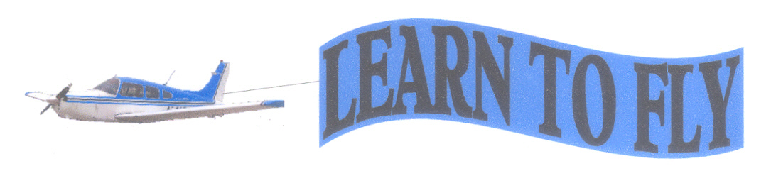 learn to fly banner