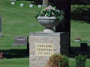 Oakland Cemetary