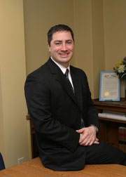 Mayor Matt Bemrich