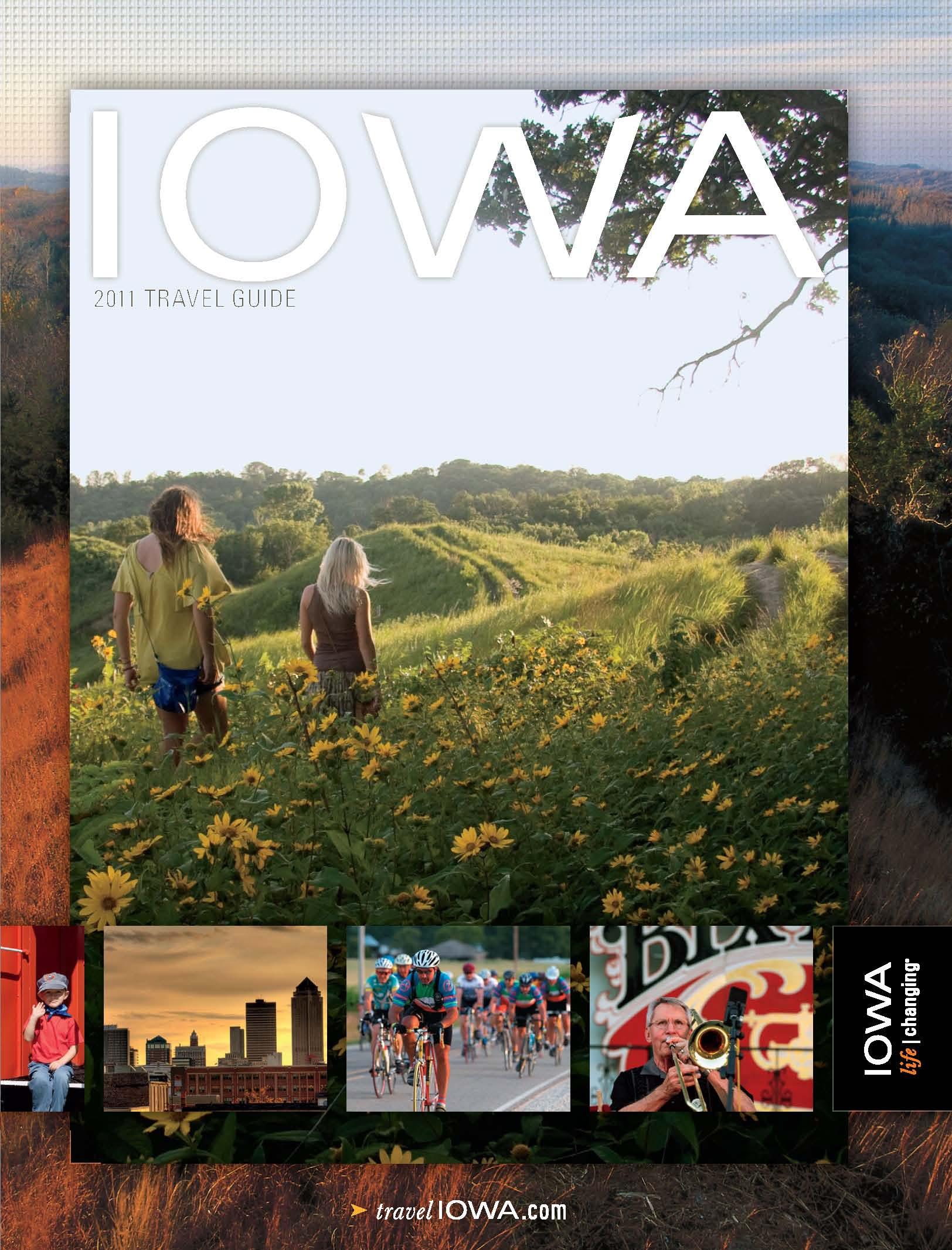 Iowa Travel Guide 2011