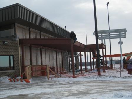 Terminal Progress Dec 2013 #2