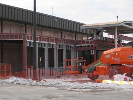 Terminal Progress Jan 2014